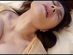 Hot Japanese Mom and younger guy