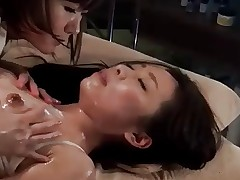 Lesbian Massage Seduction 03