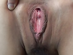Busty whore gets her pussy spread open and fucked
