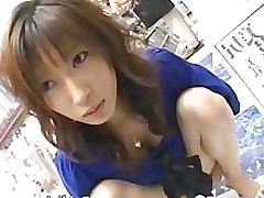 Hinano Elegant Japanese girl is drilled part5